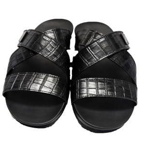 Black Coco Slippers