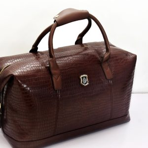 Dufffle Bag Brown