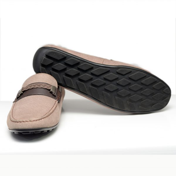 Brown Mix Driver shoes