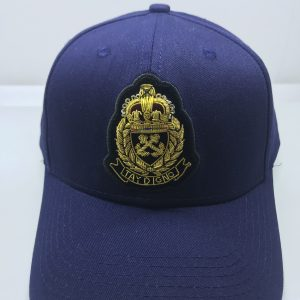 Gold Cap Blue