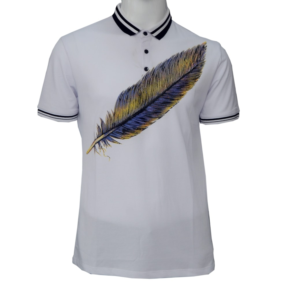 Polo White Leaf DSG