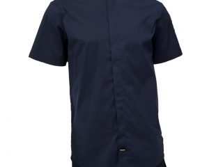 Shirt S/Sleeve Blue Tail
