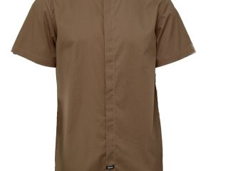 Shirt S/Sleeve Brown Tail
